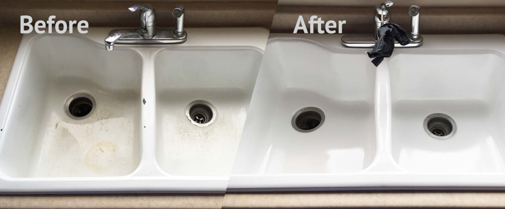 beautiful Kitchen Sink Refinishing Porcelain #2: Kitchen Sink Refinishing Porcelain - zitzat.com. Kitchen Sink Refinishing Porcelain Zitzat Com